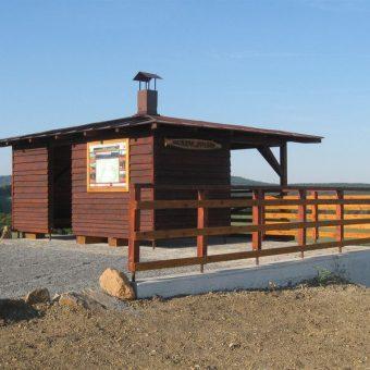 tábořiště – Mazálkova vyhlídka