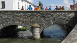 starý most v Moravském Berouně