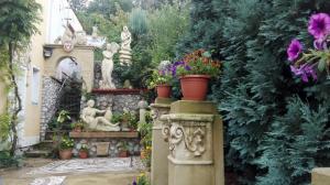 vstup do zahrady