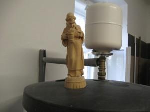 patron sv. Augustin na nás dohlížel