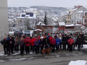 slavnostní start z Bojkovic